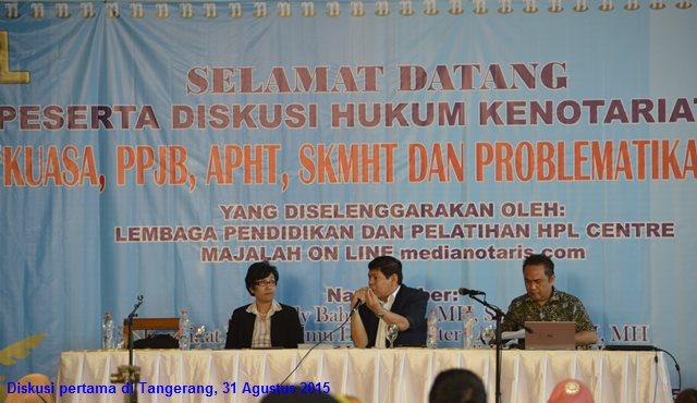 diskusi Tangerang