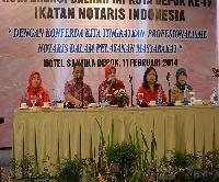 Konferda INI Depok 2014