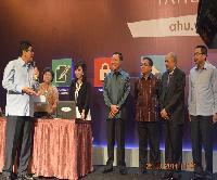 Peresmian Layanan Ditjen AHU On Line 2014